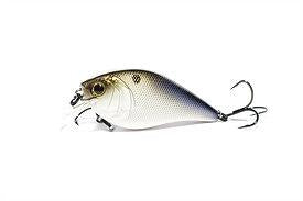 6th Sense Crush 100X Shallow Squarebill Crankbait