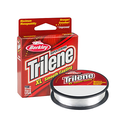 Berkley Trilene XL Monofilament Clear Pony Spool 110 Yards