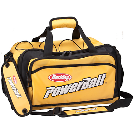 Berkley PowerBait Yellow Tackle Bag