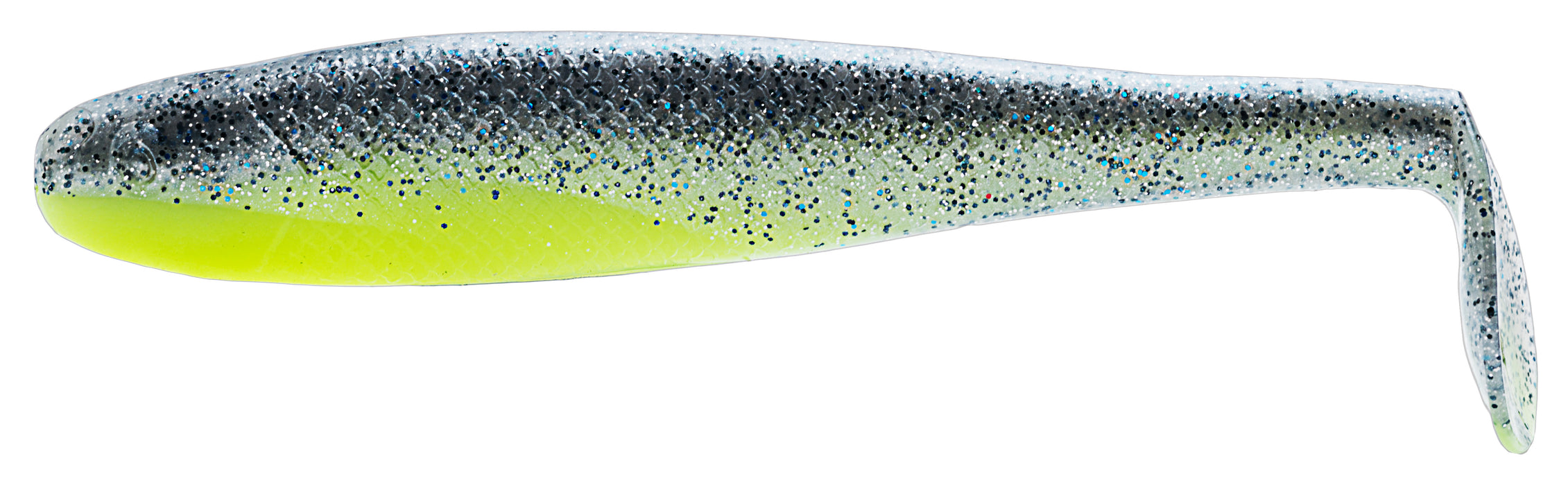 Z-Man SwimmerZ 6 inch Paddle Tail Swimbait 3 pack