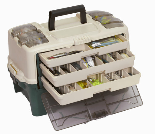 Plano Tackle System Hybrid Hip 3 Tray Tackle Box