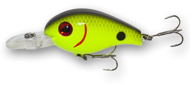 Reaction Strike 2RC Series 1 Shallow Diving Crankbait