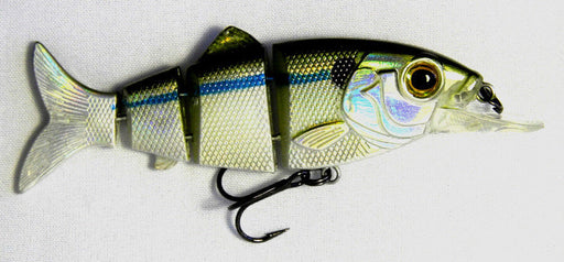 Reaction Strike Revolution Shad 3 inch Suspending Hard Body Swimbait