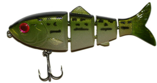 Reaction Strike Revolution Shad 4 inch Fast Sinking Hard Body Swimbait