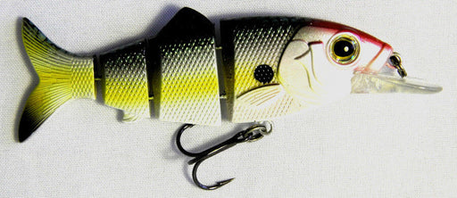 Reaction Strike Revolution Shad 4 inch Suspending Hard Body Swimbait