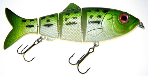 Reaction Strike Revolution Shad 9 inch Slow Sinking Hard Body Swimbait