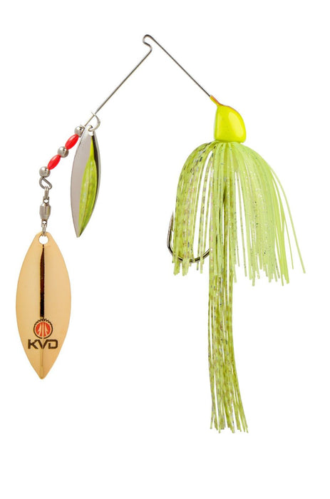Strike King Finesse KVD Spinnerbait Double Willow