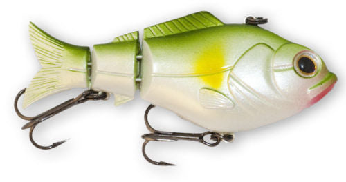 Reaction Strike Rattlin' Revolution Shad Fast Sink Hard Body Swimbait