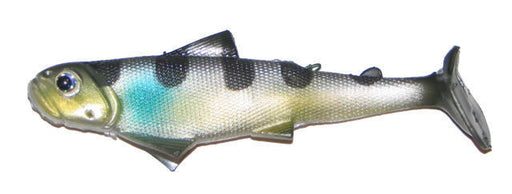 Reaction Strike Killer B 5 inch Soft Paddle Tail Swimbait