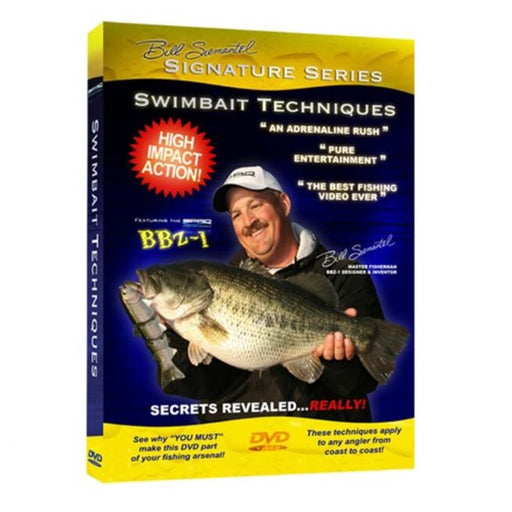 Bill Siemantel Advanced Swimbait Techniques Dvd