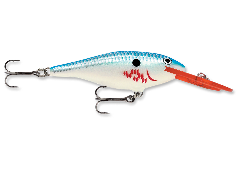 Bleeding Blue Shad