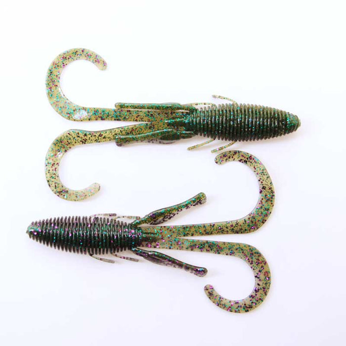 Missile Baits Baby D Stroyer 5 Inch Soft Plastic Creature Bait