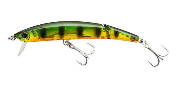 Yo-Zuri Crystal 3D Minnow Floating Jointed Diver 5 1/4 Inch Shallow Crankbait