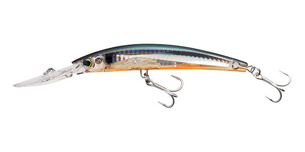 Yo-Zuri Crystal 3D Minnow Floating Deep Diver Extra Deep Diving Crankbait