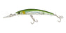 Yo-Zuri Crystal 3D Minnow Floating Jointed Deep Diver 5 1/4 Inch Crankbait