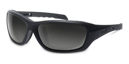 Grey Lens/Mat Black Frame