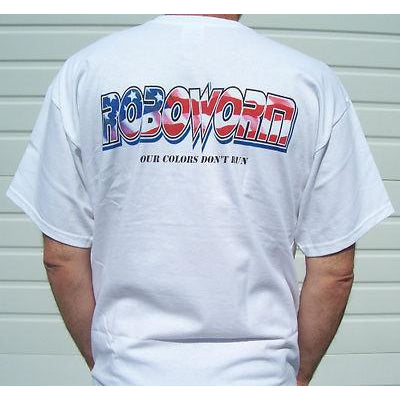 Roboworm Short Sleeve T-Shirt Colors