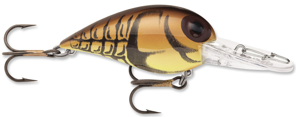 Orange Brown Craw