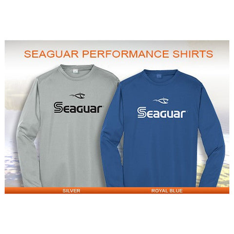 SEAGUAR PERFORMANCE LONG SLEEVE SHIRT