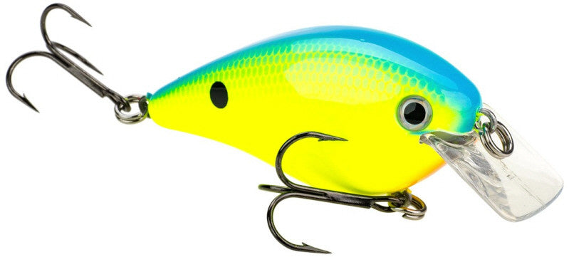Powder Blue Back Chartreuse