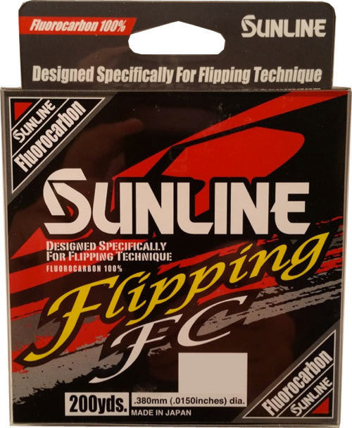 Sunline Flipping Fc Fluorocarbon 200 Yards