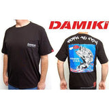 DAMIKI BORN2FISH T-SHIRT