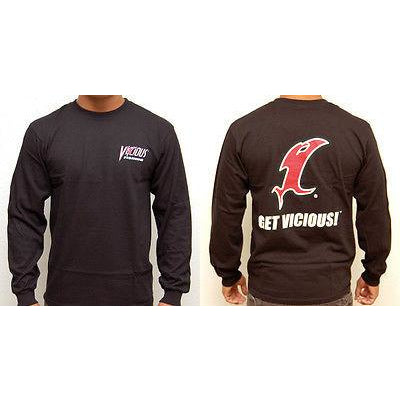 VICIOUS FISHING LONG SLEEVE T-SHIRTS