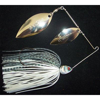 RIVER2SEA ISH MONROE BLING COLORADO INDIANA SPINNERBAIT 1/2 OZ.
