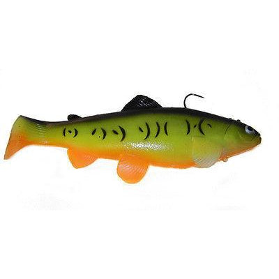 Castaic Boot Tail Sbt Fast Sinking Swimbait 8""