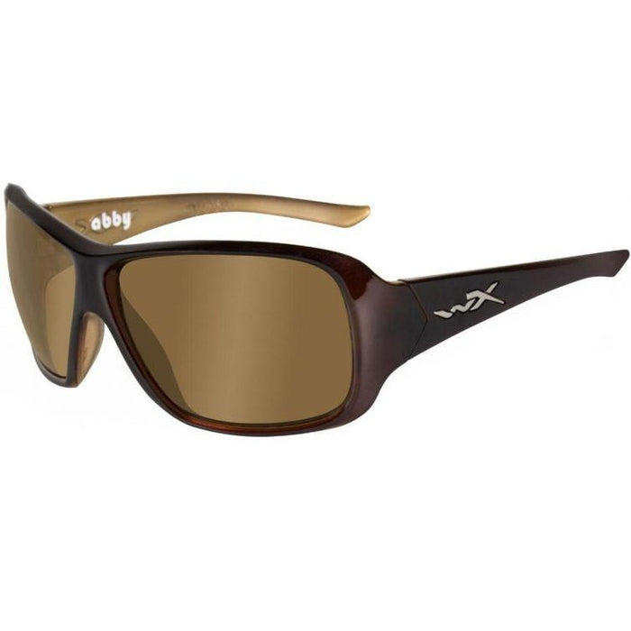 Bronze Lens - Espresso Brown Frame