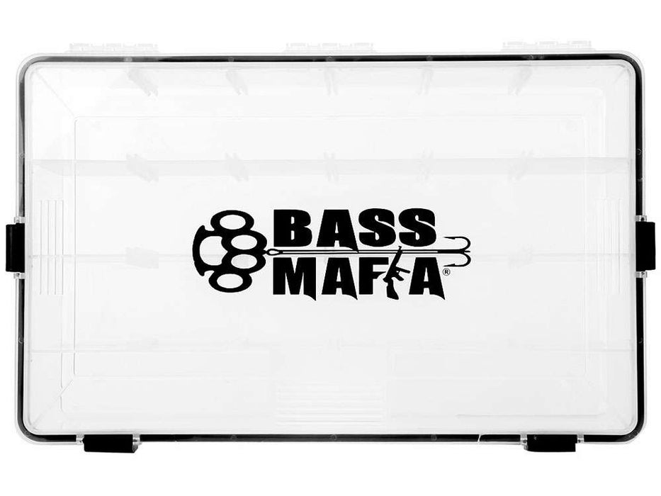 Bass Mafia Bait Casket Tackle Box