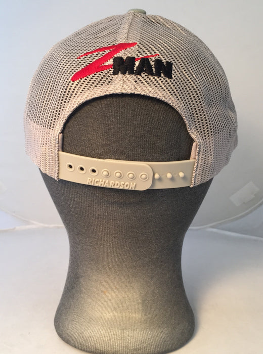 Z Man Bass Trucker Hat