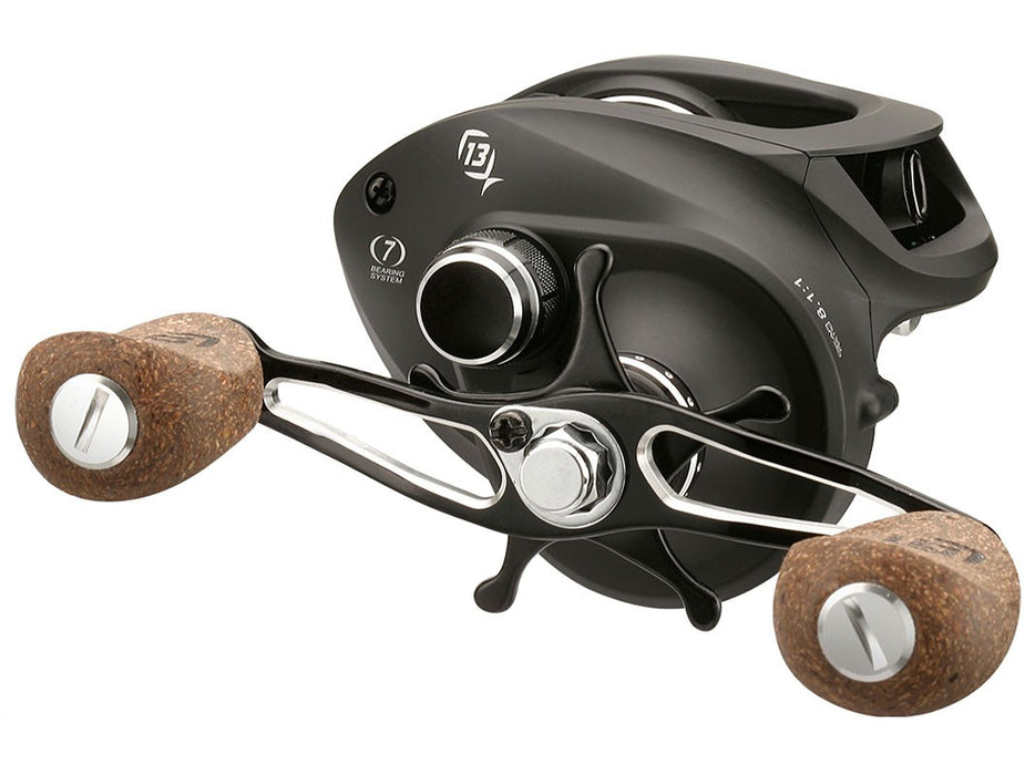 13 Fishing Concept A3 Heavy Duty Baitcasting Reels w/ Power and Paddle Handles