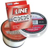 P-LINE CXX CRYSTAL CLEAR X-TRA STRONG FISHING LINE