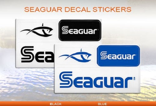 Seaguar Sticker Sheet (2 Each)