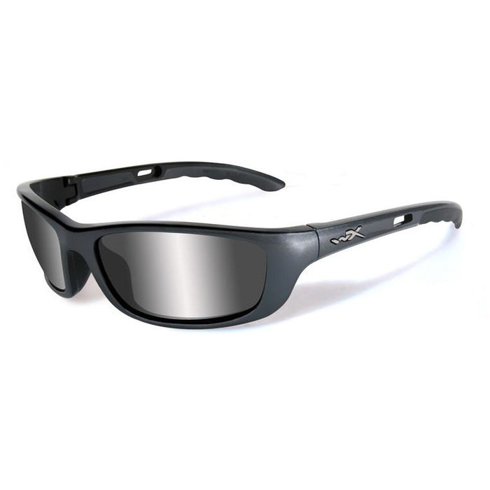 Silver Flash Grey Lens - Gunmetal Grey Frame