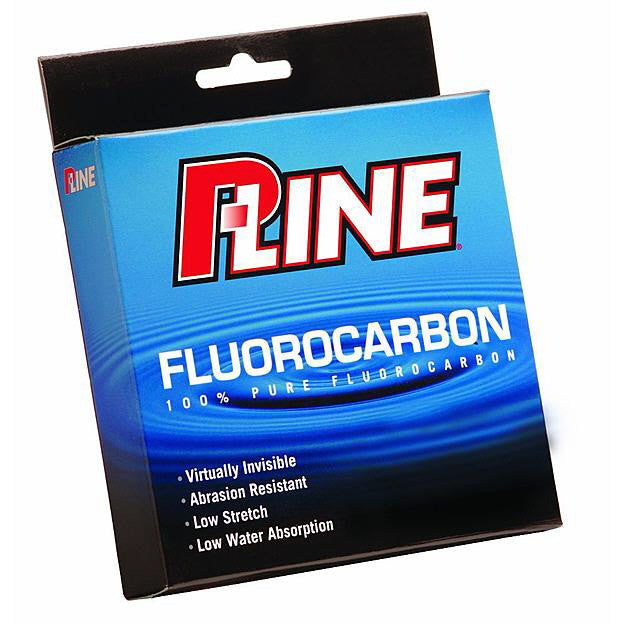P-LINE 100% PURE FLUOROCARBON FISHING LINE