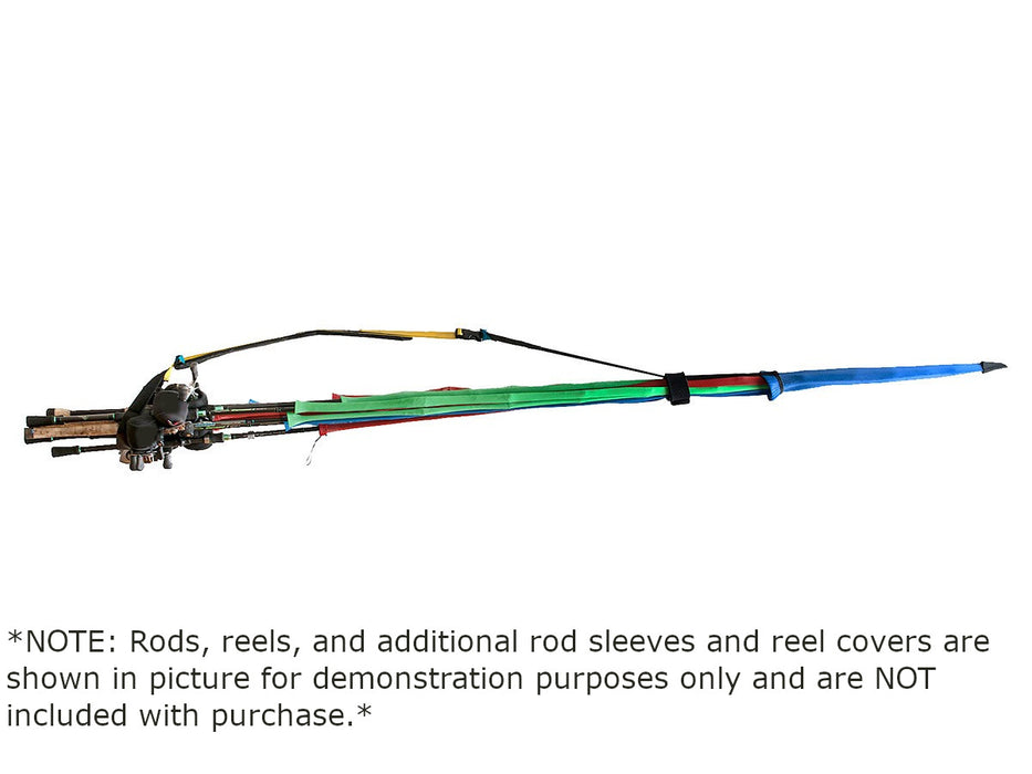 Cal Coast Fishing Rod Mule Rod Carrying System