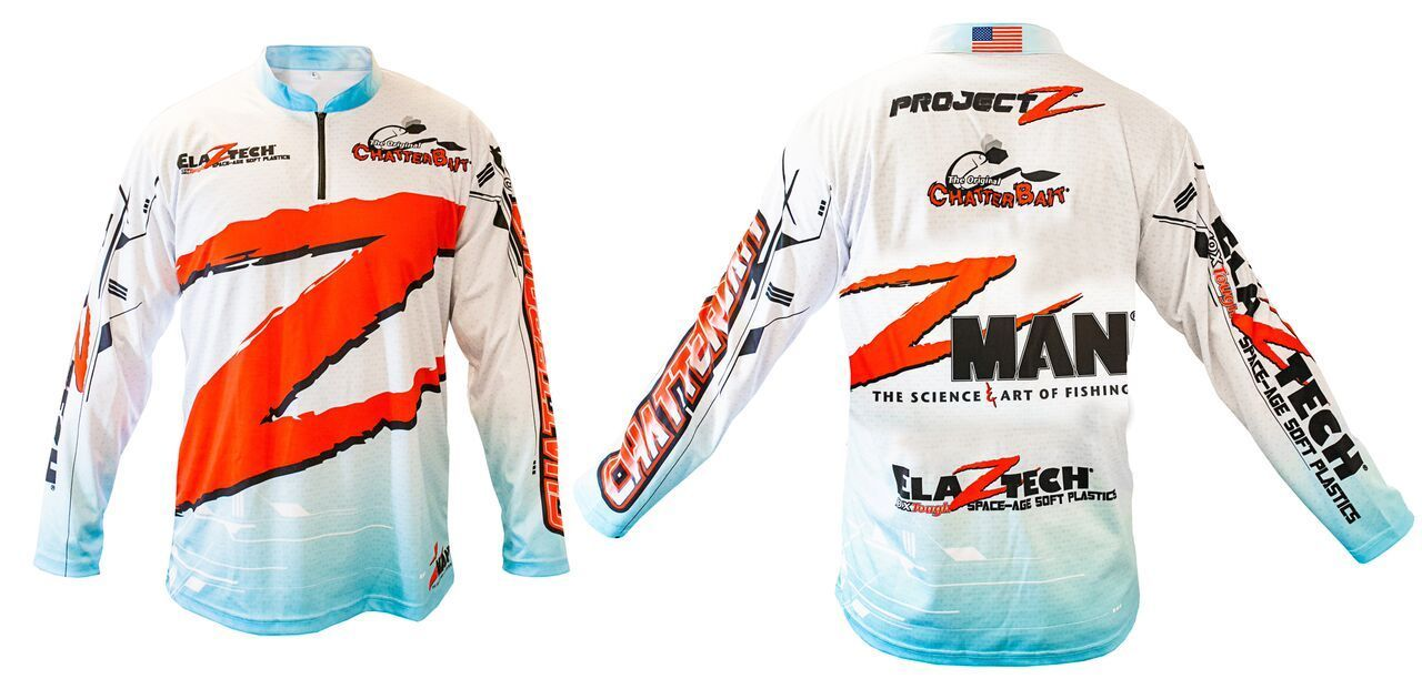 Z Man Tournament Jersey
