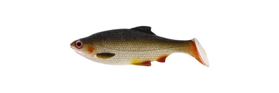 Westin Ricky the Roach 2 3/4 inch Soft Paddle Tail Swimbait