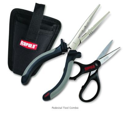 Rapala Pedestal Tool Combo With Pliers And Scissors