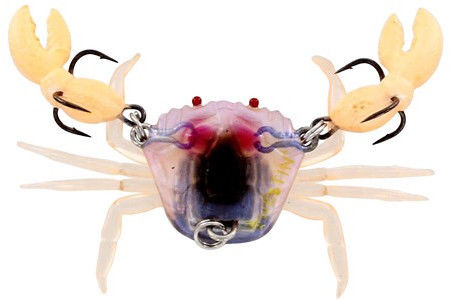Westin Coco the Crab 3/4 inch Crab-Imitating Hard Lure
