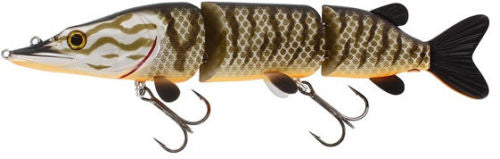 Westin Mike the Pike Double Jointed Hard Body Swimbait (HL/SB)