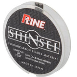 P-LINE SHINSEI CLEAR 100% PURE FLUOROCARBON LEADER 27 YARDS