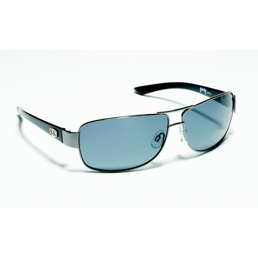 SG-SKP01 Metallic Black Frame Gray Lens