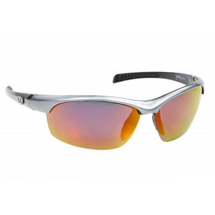 SG-SKP27 Gray Black Frame Red Mirror Lens