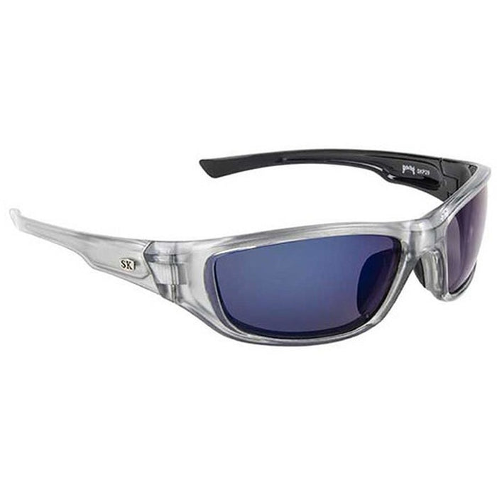 SG-SKP29 Crystal Black Frame Blue Mirror Lens