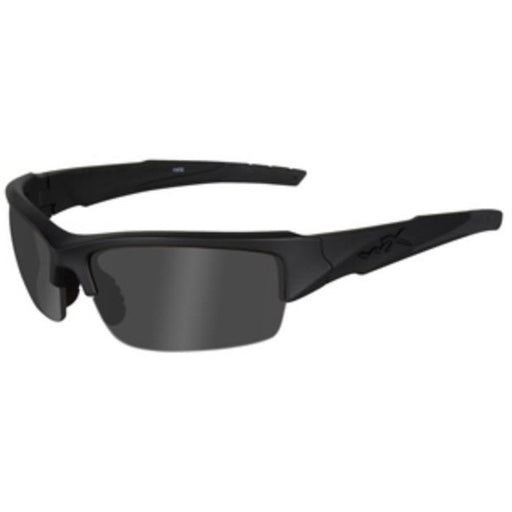 Smoke Grey Lens - Matte Black Frame