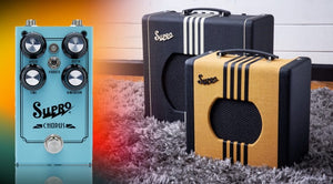 Supro release new Delta King amp range for 2021