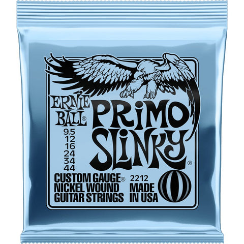 Ernie Ball Primo Slinky Electric Guitar Strings 9.5 - 44 gauge